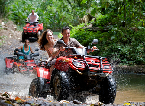 Zipline and ATV experience Travel Beyond Thailand | Travel